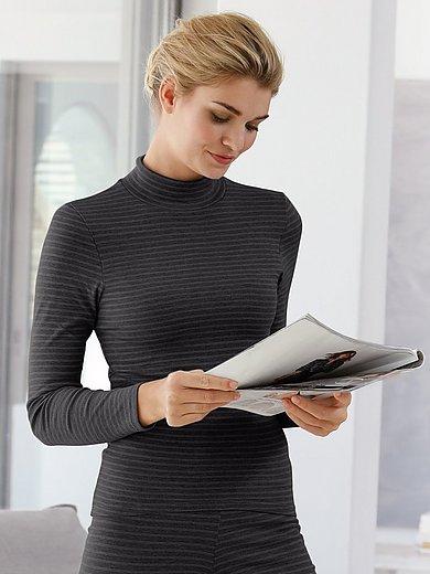Conta - Shirt mit Stehkragen