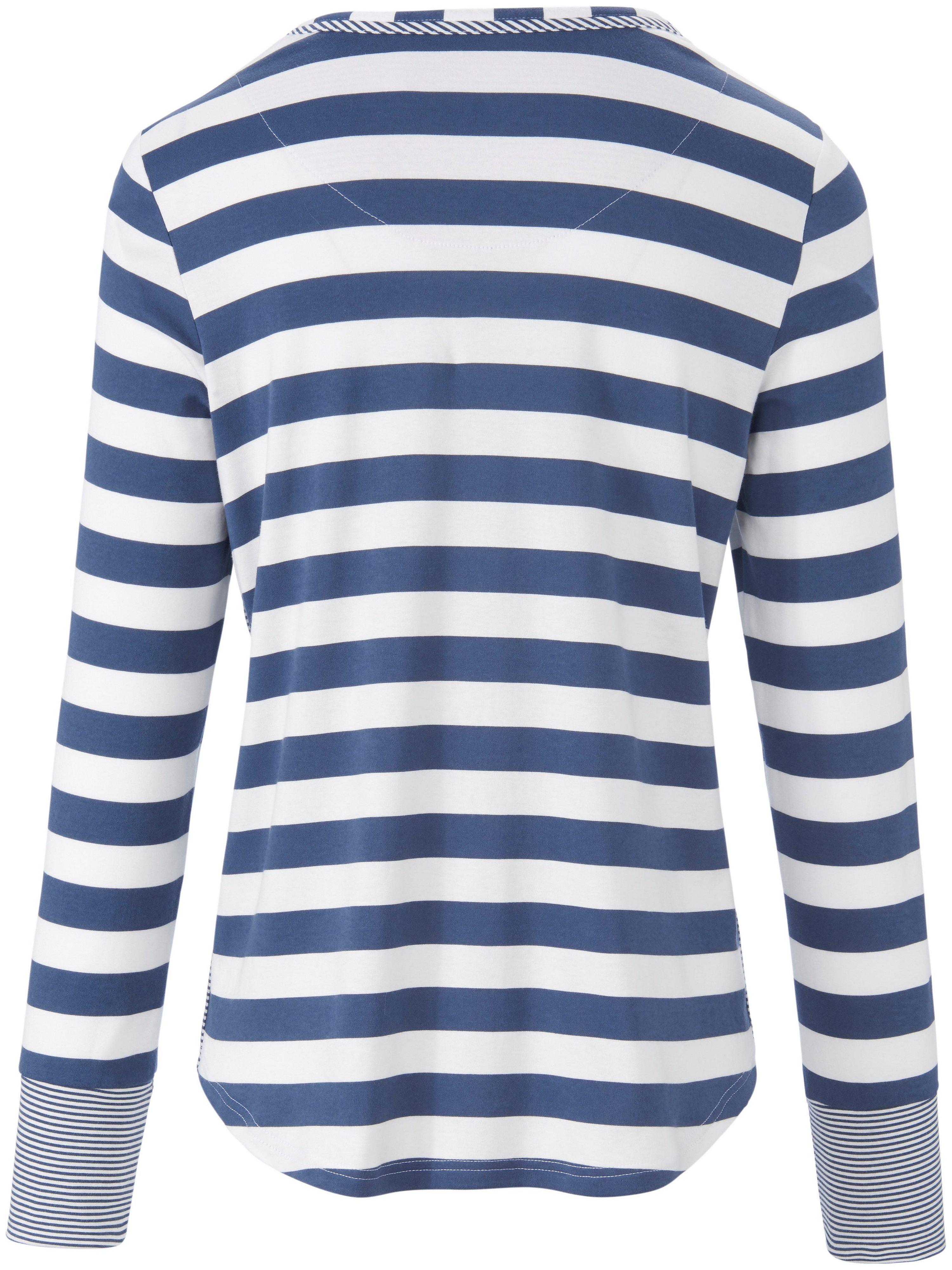 Pyjamas i 100 bomuld Fra Rösch blå