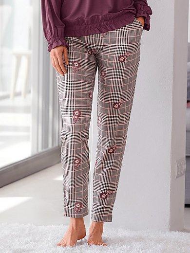 Jockey - Le pantalon ceinture élastiquée