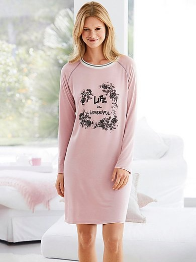 Bee Happy - Sleep-Shirt mit Raglanarm