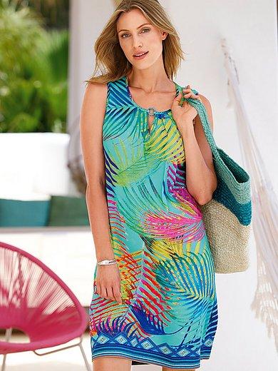 Sunflair - Kleid mit Rundhals-Ausschnitt