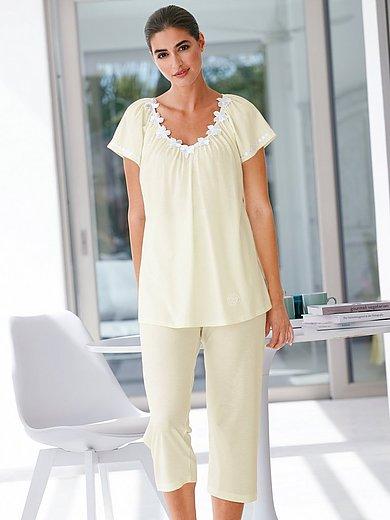 Eva B. Bitzer - Pyjama met korte raglanmouwen