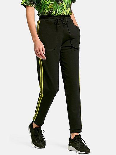 MYBC - Le pantalon longueur chevilles en molleton