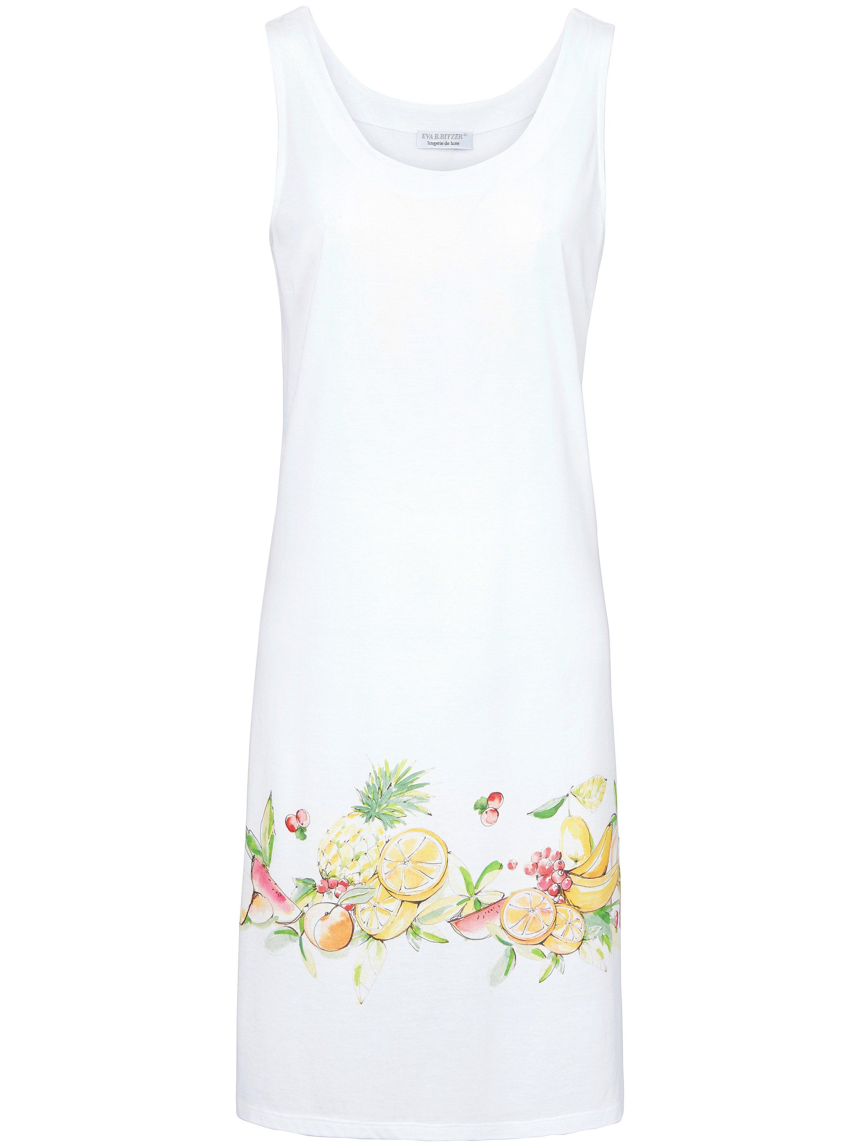 La chemise nuit single jersey doux  Eva B. Bitzer multicolore taille 44