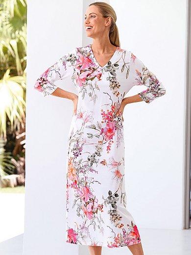 Fürstenberg - Single jersey nightdress with floral print