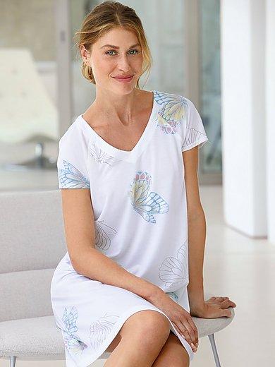 Hutschreuther - Nachthemd mit überschnittenem Raglanarm