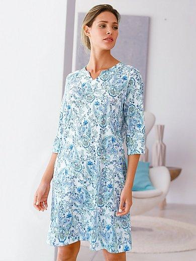 Hautnah - Nachthemd mit 3/4-Arm