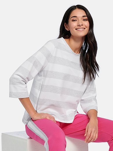 MYBC - Sweatshirt mit 3/4-Arm