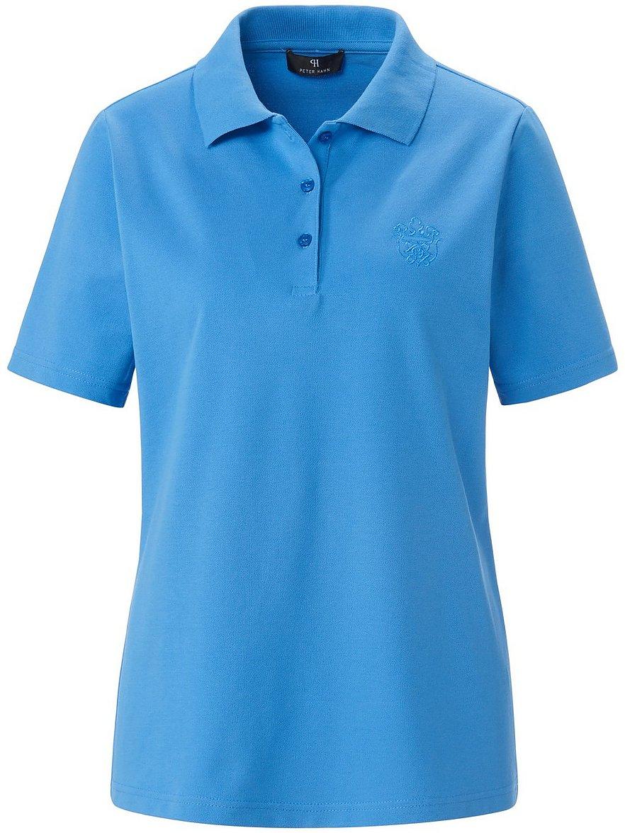 peter hahn - Polo-Shirt Modell Andrea  blau Größe: 40