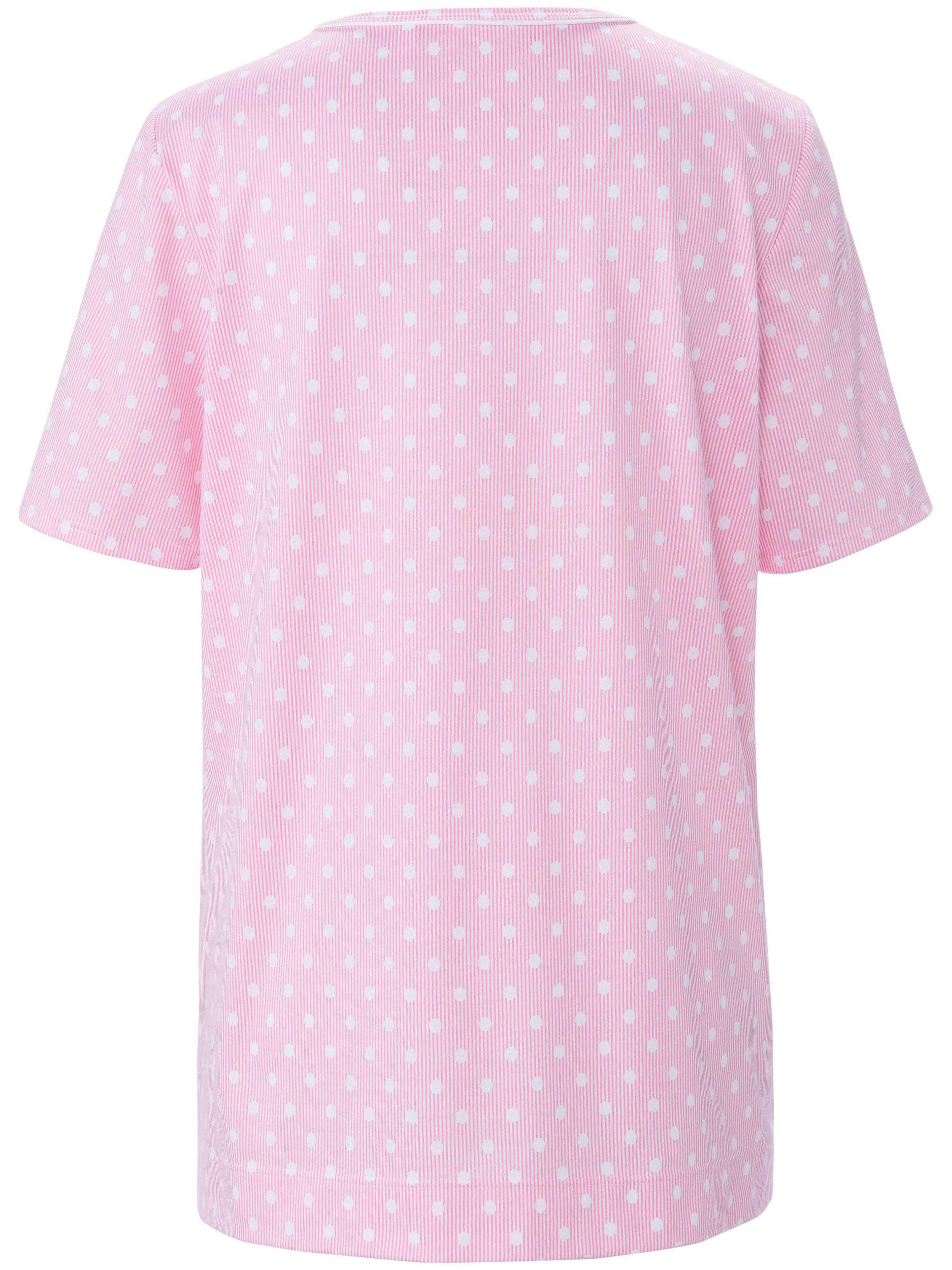 Pyjamas 100 bomuld Fra Rösch pink