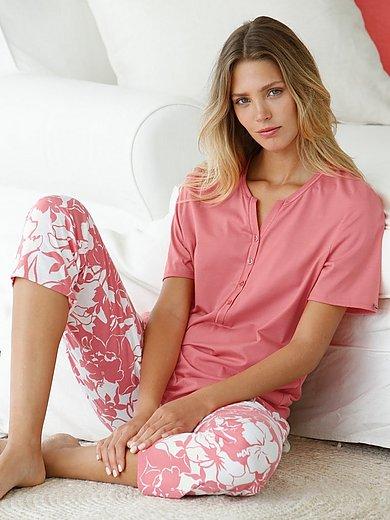 Rösch - Pyjama van 100% katoen met korte mouwen