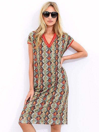MYBC - Kleid mit überschnittener Schulter