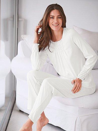 Féraud - Le pyjama en pur coton, manches longues