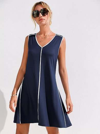 Rösch - Sleeveless dress with V-neck