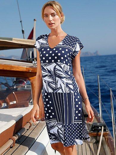 Rösch - Kleid mit überschnittener Schulter