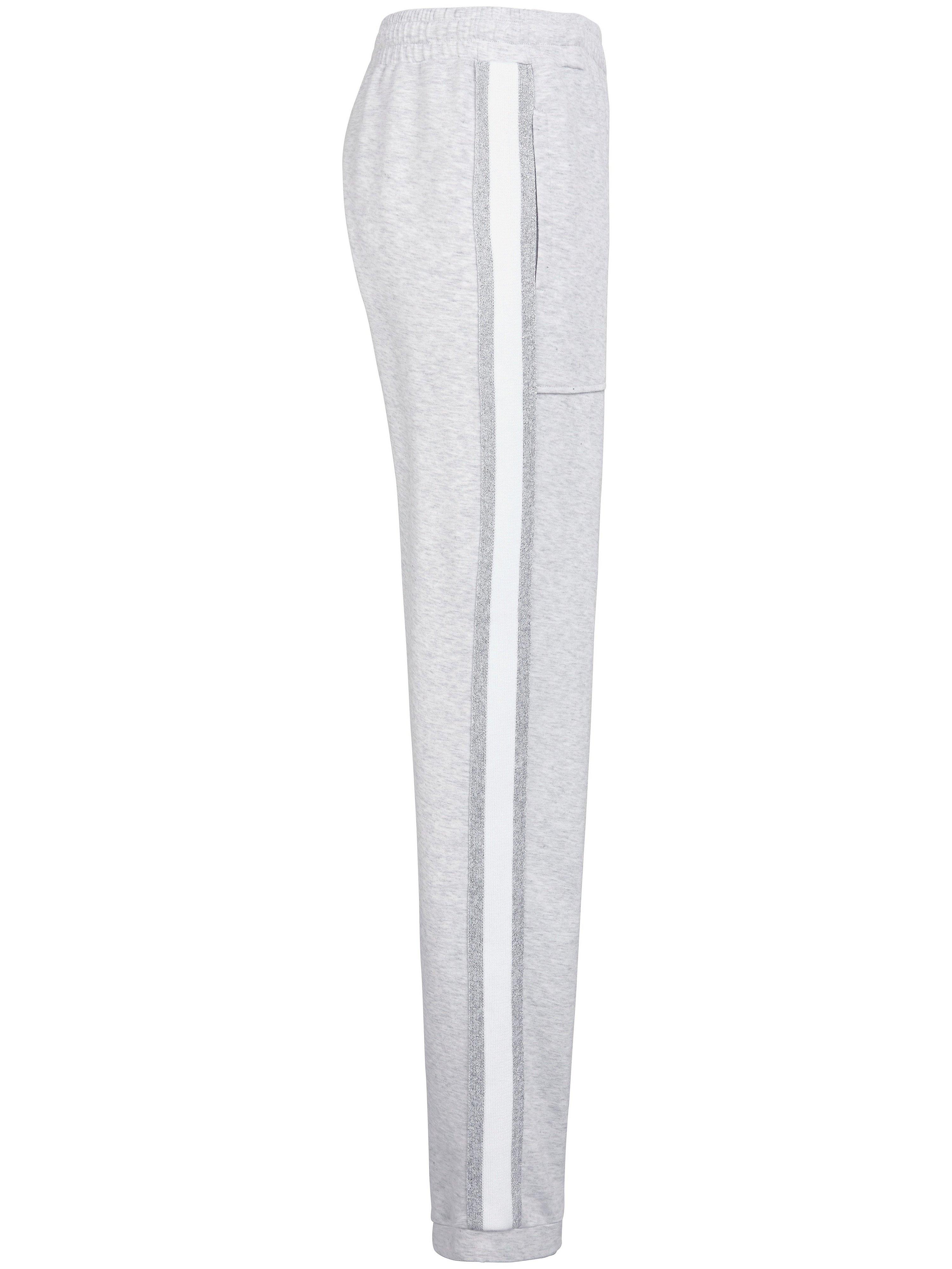 Sweatbuks elastisk linning Fra MYBC grå