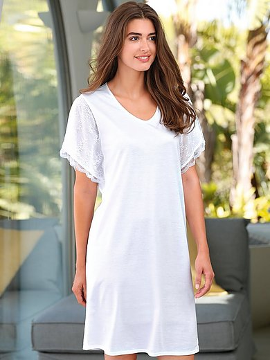 Féraud - Nightdress with short sleeves