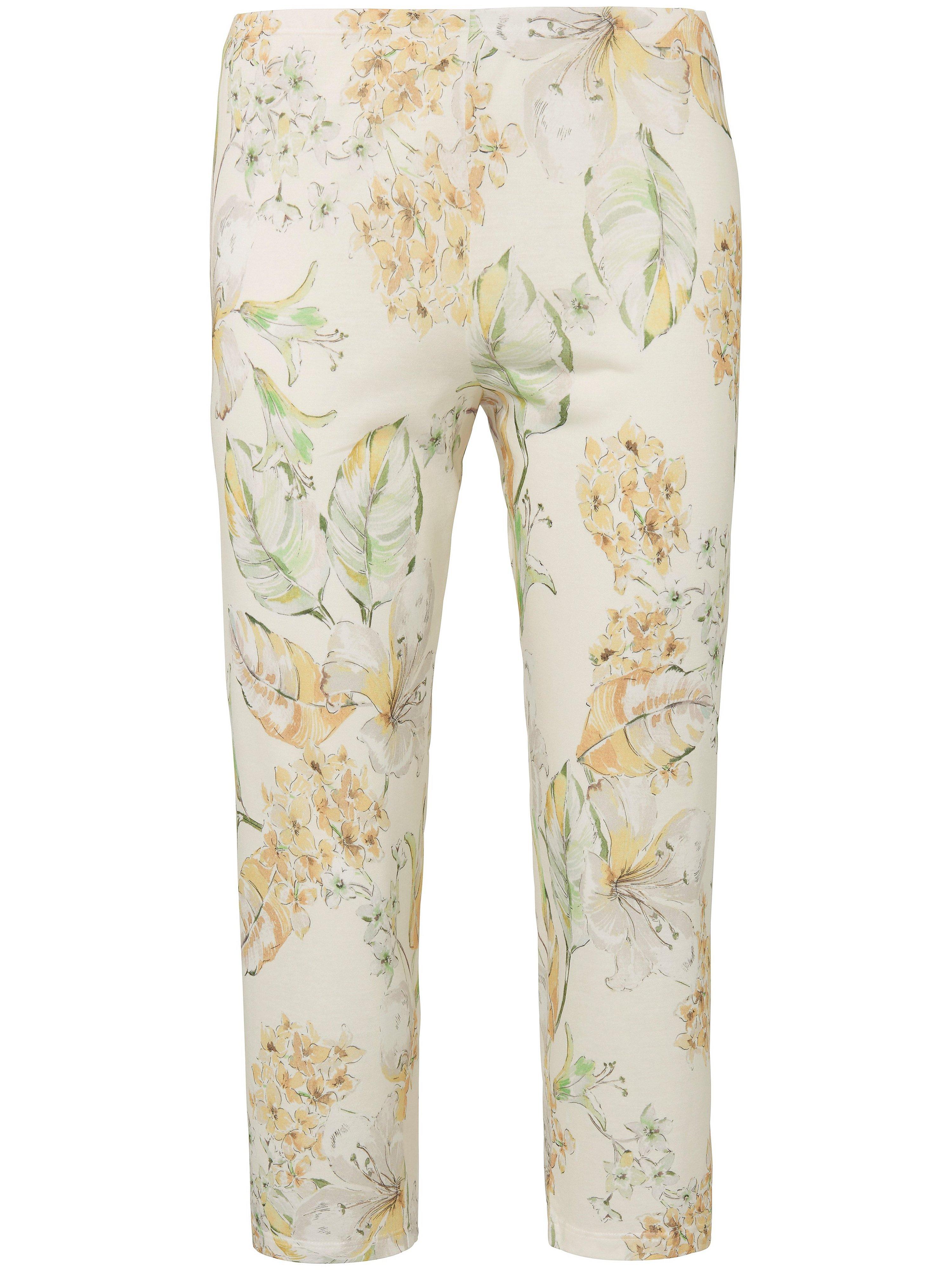 Le pyjama single jersey  Eva B. Bitzer jaune taille 42