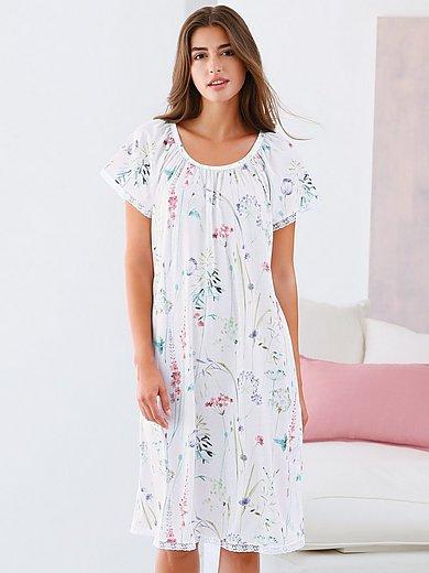 Hutschreuther - Nachthemd met korte raglanmouwen