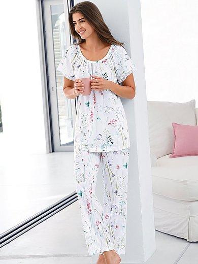 Hutschreuther - Pyjama met veldbloemenprint