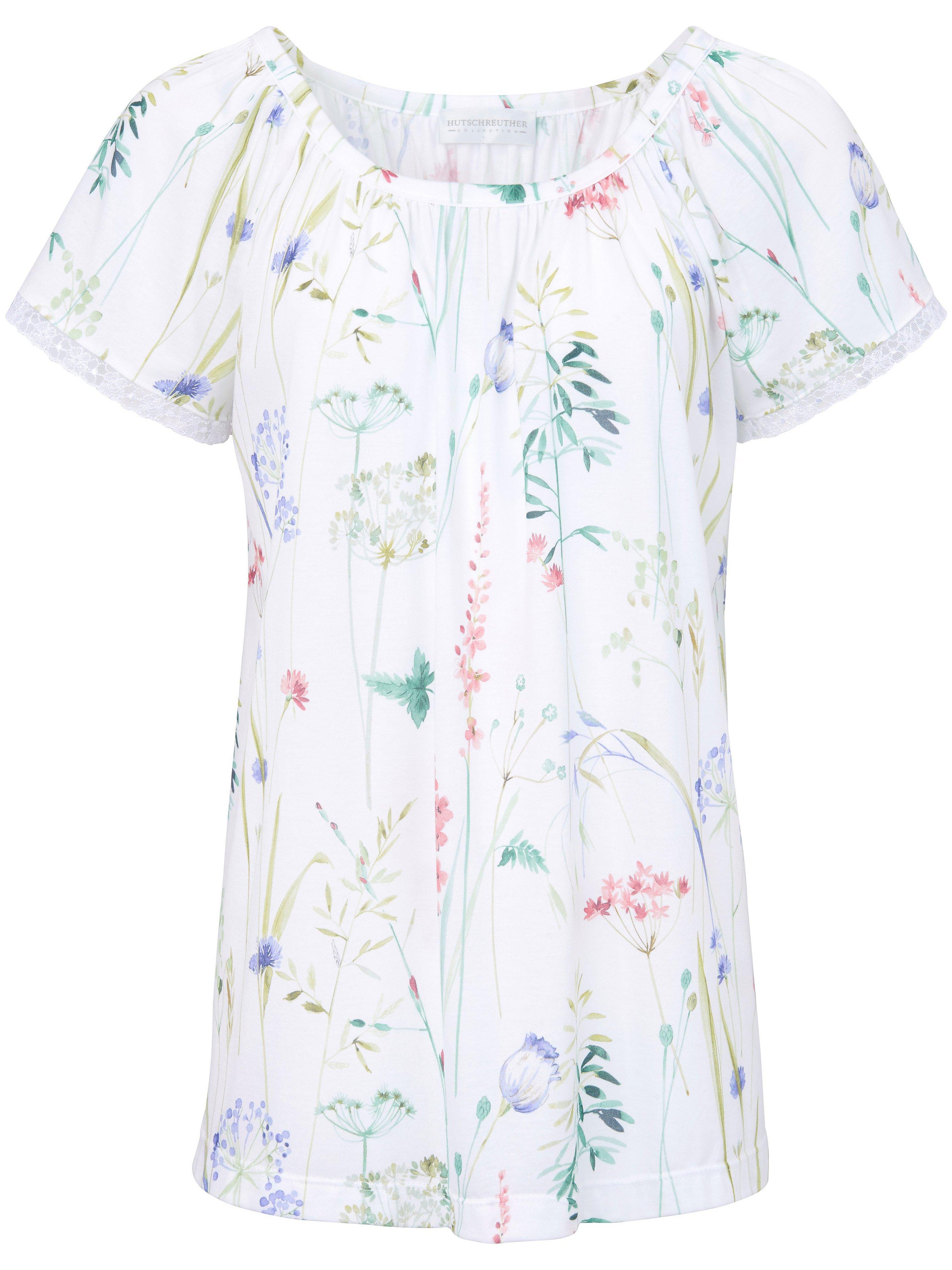 Le pyjama single jersey  Hutschreuther multicolore taille 42