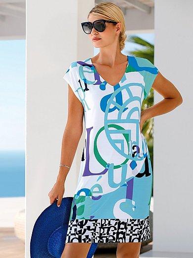 Féraud - Kleid mit überschnittener Schulter