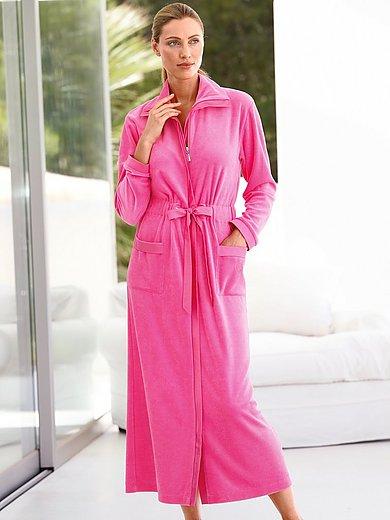 Féraud - La robe de chambre en velours ras