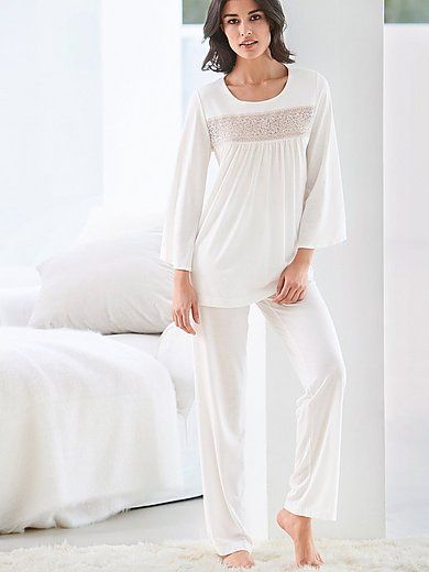 Hutschreuther - Schlafanzug mit 7/8 Arm