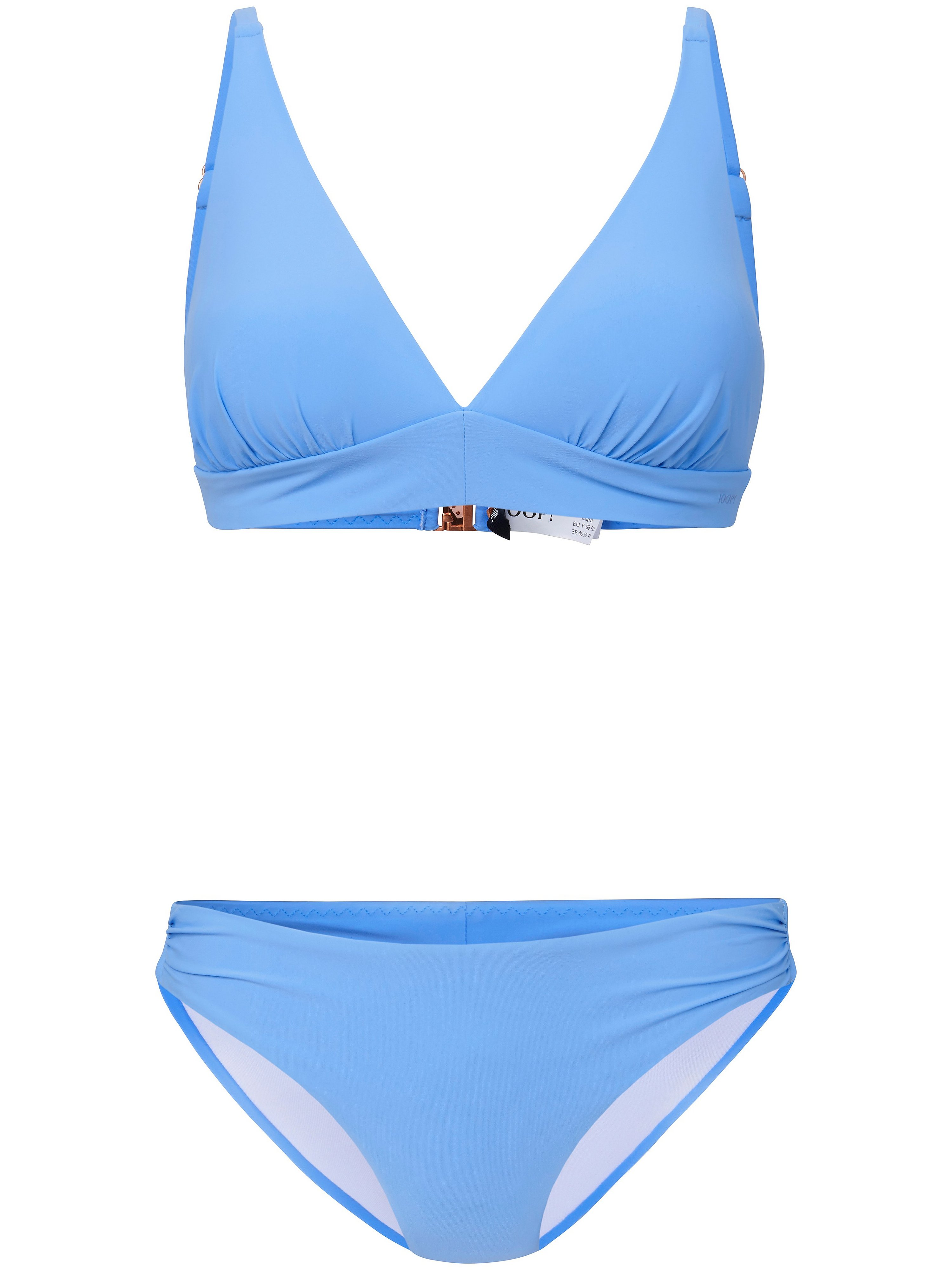 Bikini Xtra Life in triangelmodel Van Joop! blauw