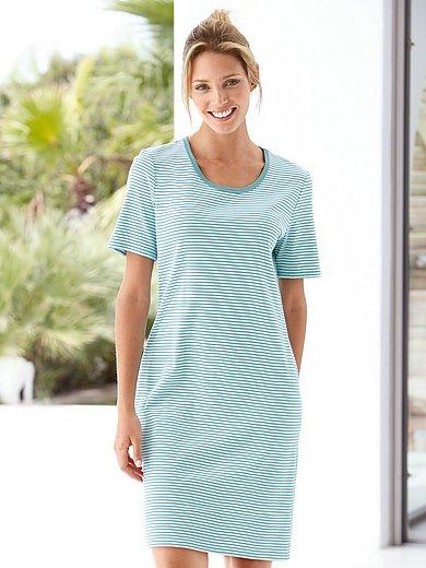 Rösch Pure - Nachthemd van 100% katoen met korte mouwen