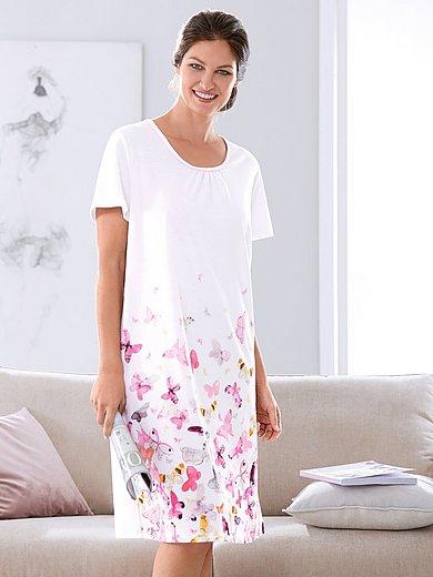 Hautnah - Nachthemd van 100% katoen