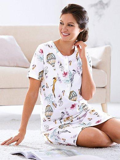 Fürstenberg - La chemise de nuit 100% coton