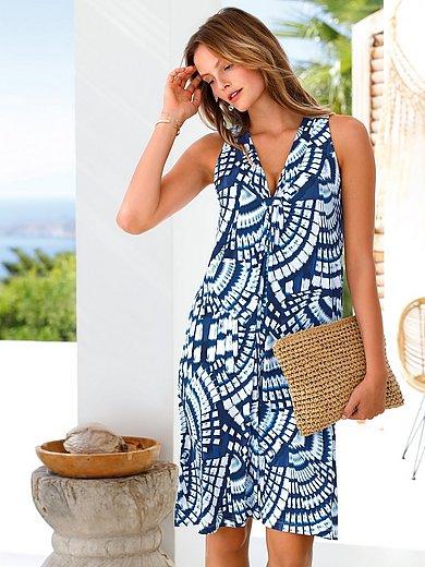 Anita - Träger-Kleid mit V-Ausschnitt