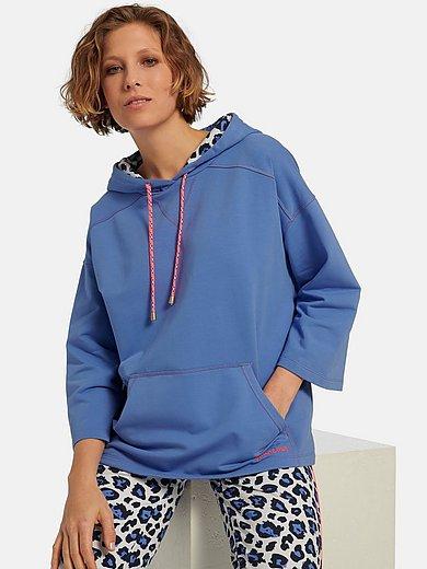 MYBC - Sweatshirt mit 3/4-Raglanarm