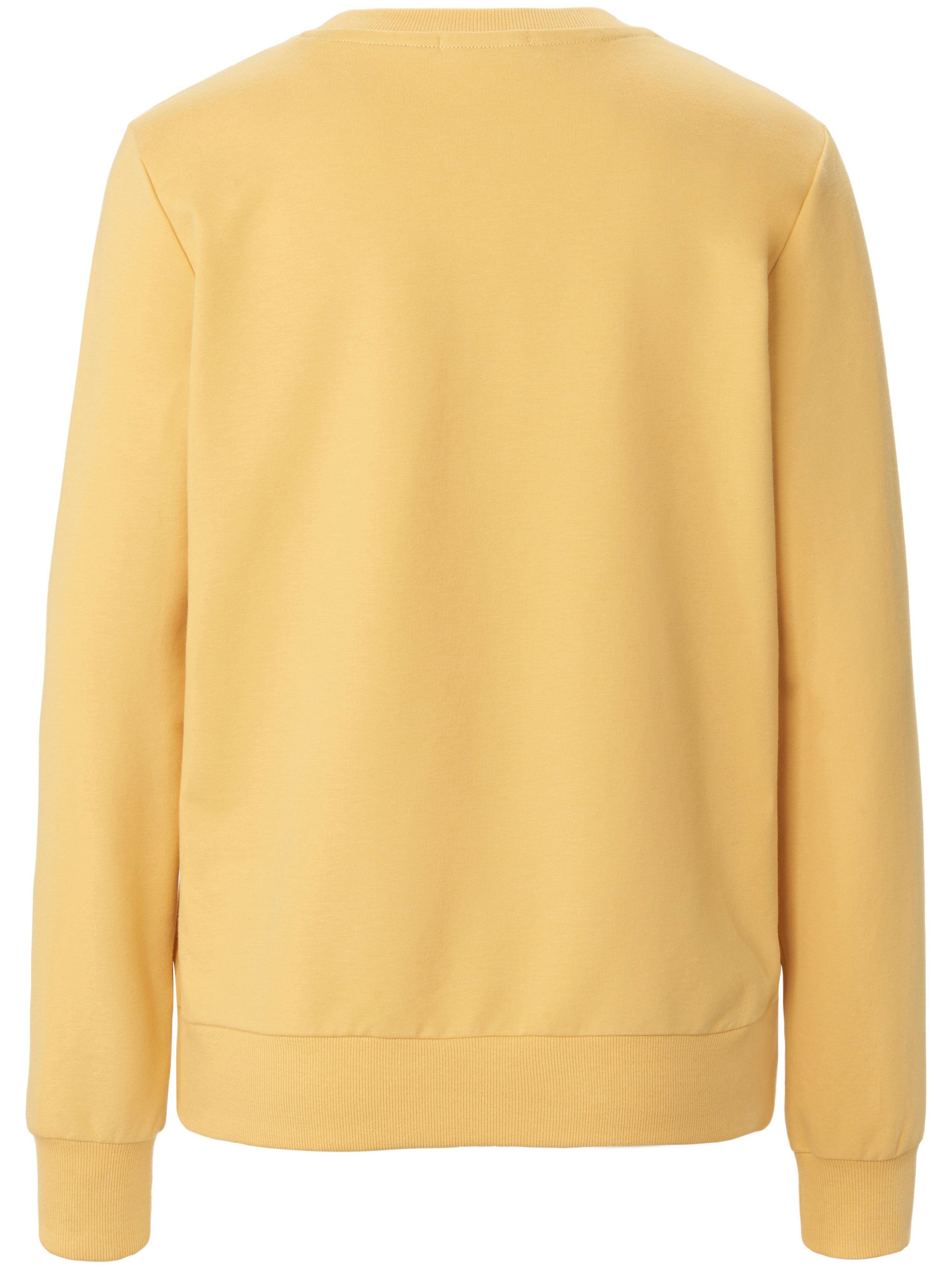 Sweatshirt lange ærmer Fra Mey gul