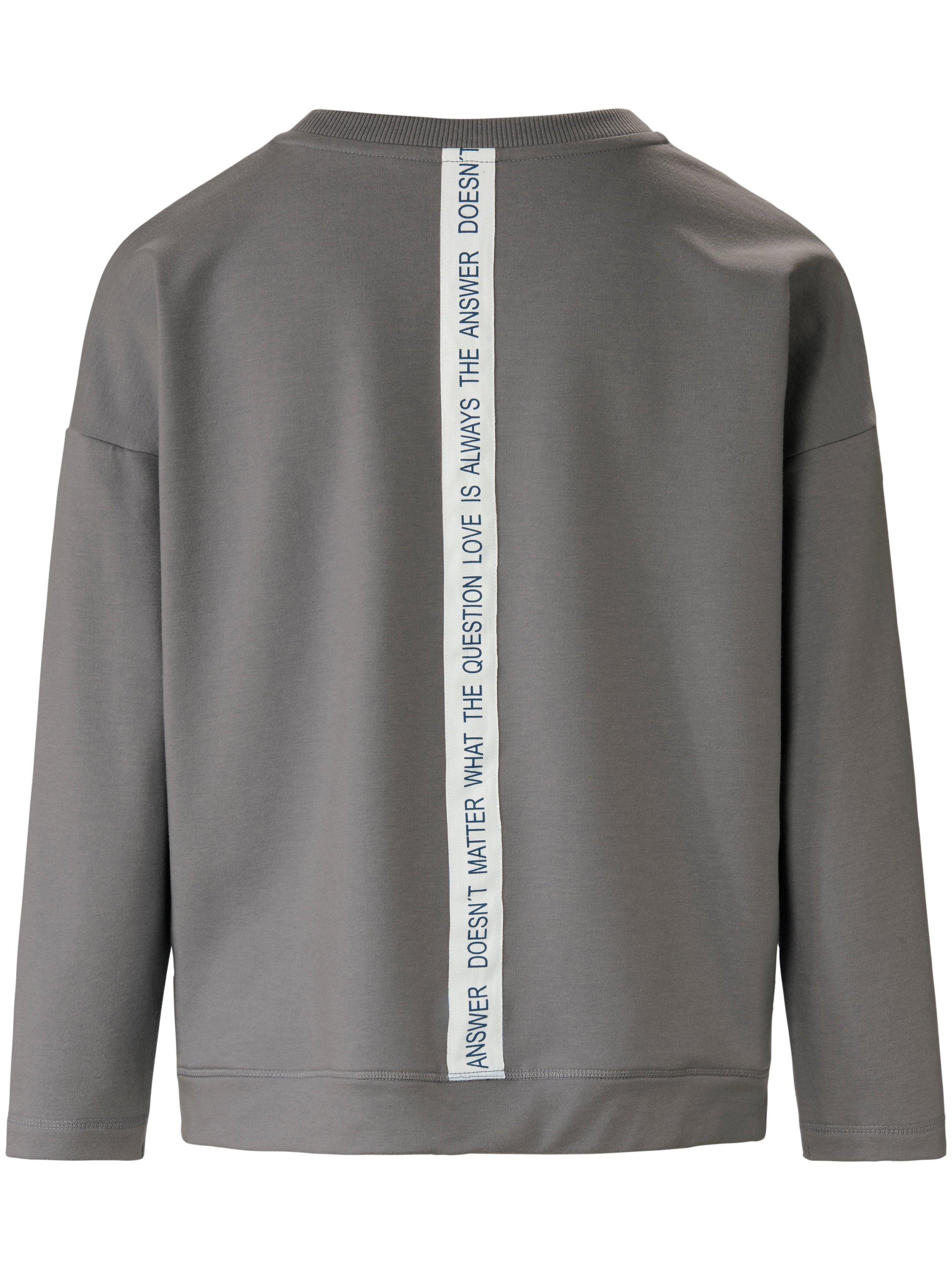 Sweatshirt lange ærmer Fra MYBC grøn