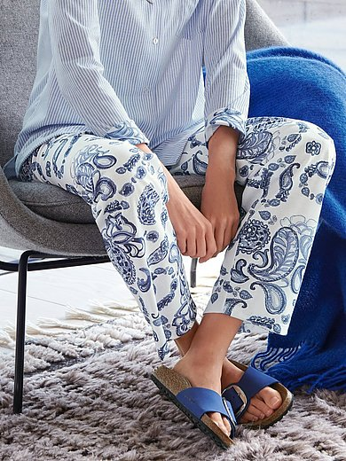 PETER HAHN PURE EDITION - Pyjama-Hose