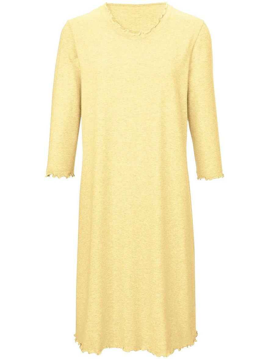Sleepshirt Peter Hahn gelb Größe: 40 | Bekleidung > Nachtwäsche > Sleepshirts | Peter Hahn