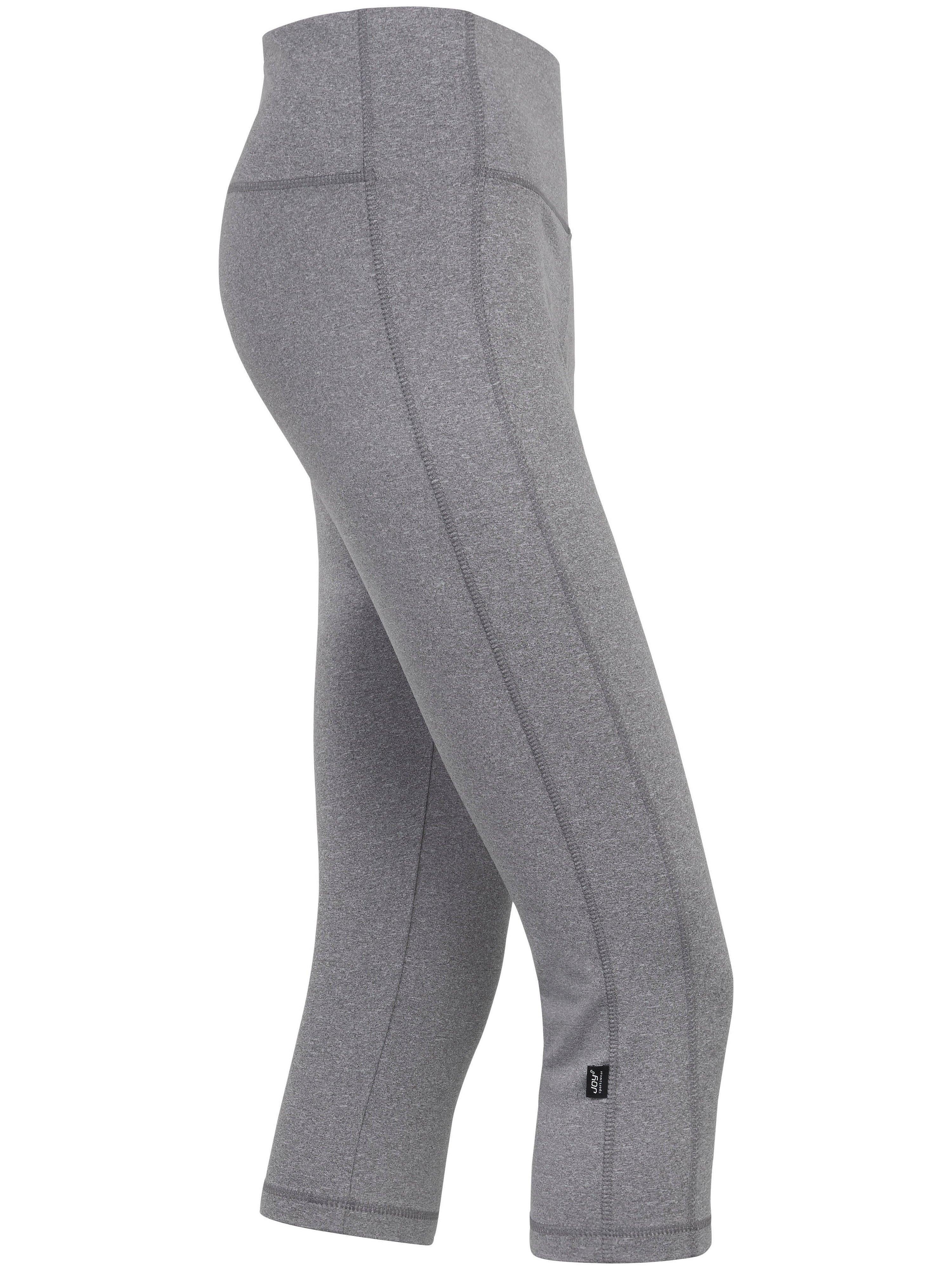 Capribuks 'BodyFit' Fra JOY Sportswear grå