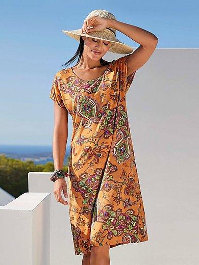 Peter Hahn - La robe de loisirs à imprimés, coupe évasée