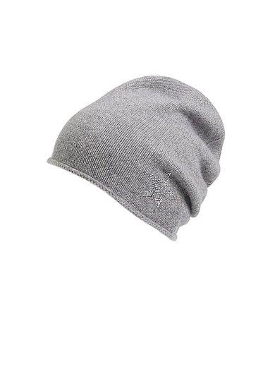 Cashmere Mütze Baskenmütze für Damen 100% Cashmere