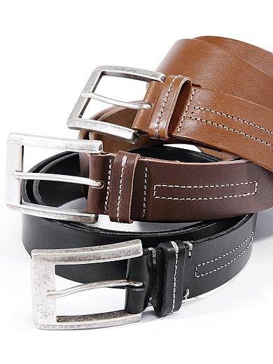 Peter Hahn - La ceinture en cuir de vachette