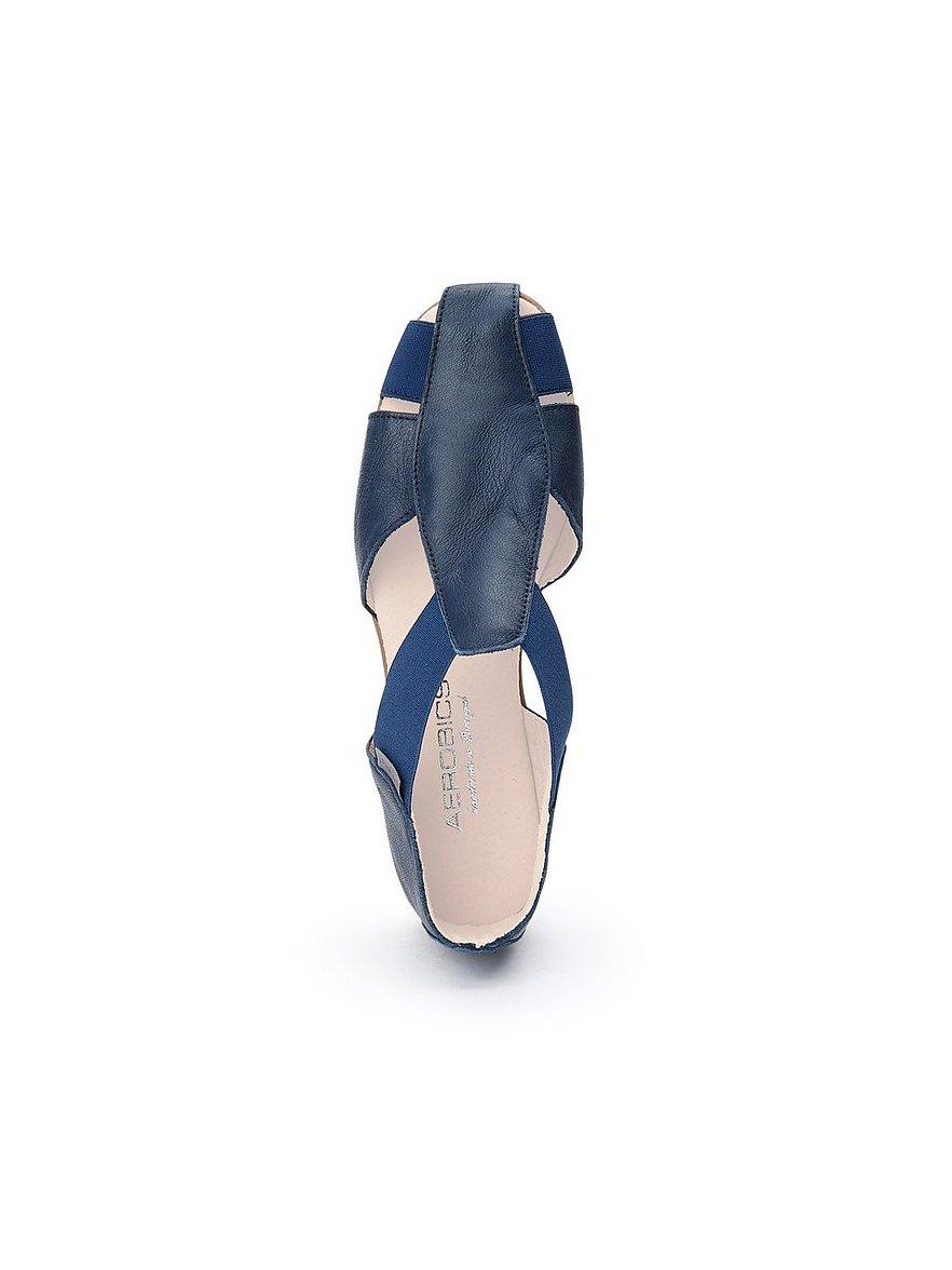 Sandale aus 100% Leder