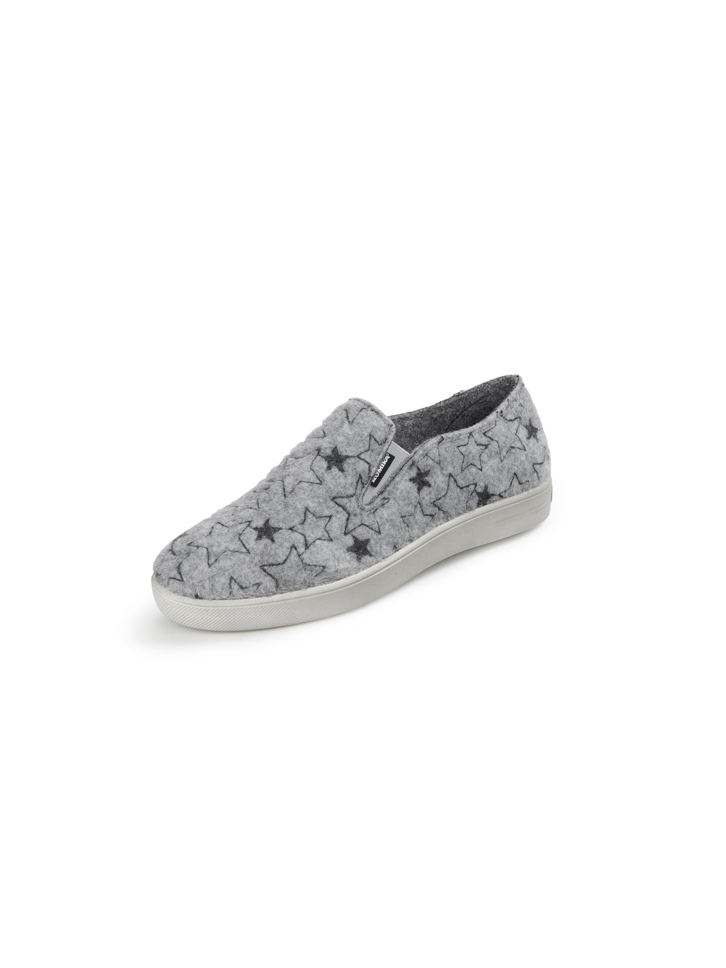 Pantoffels Van Romika grijs