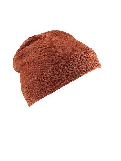 Peter Hahn Cashmere - Mütze aus 100% Kaschmir