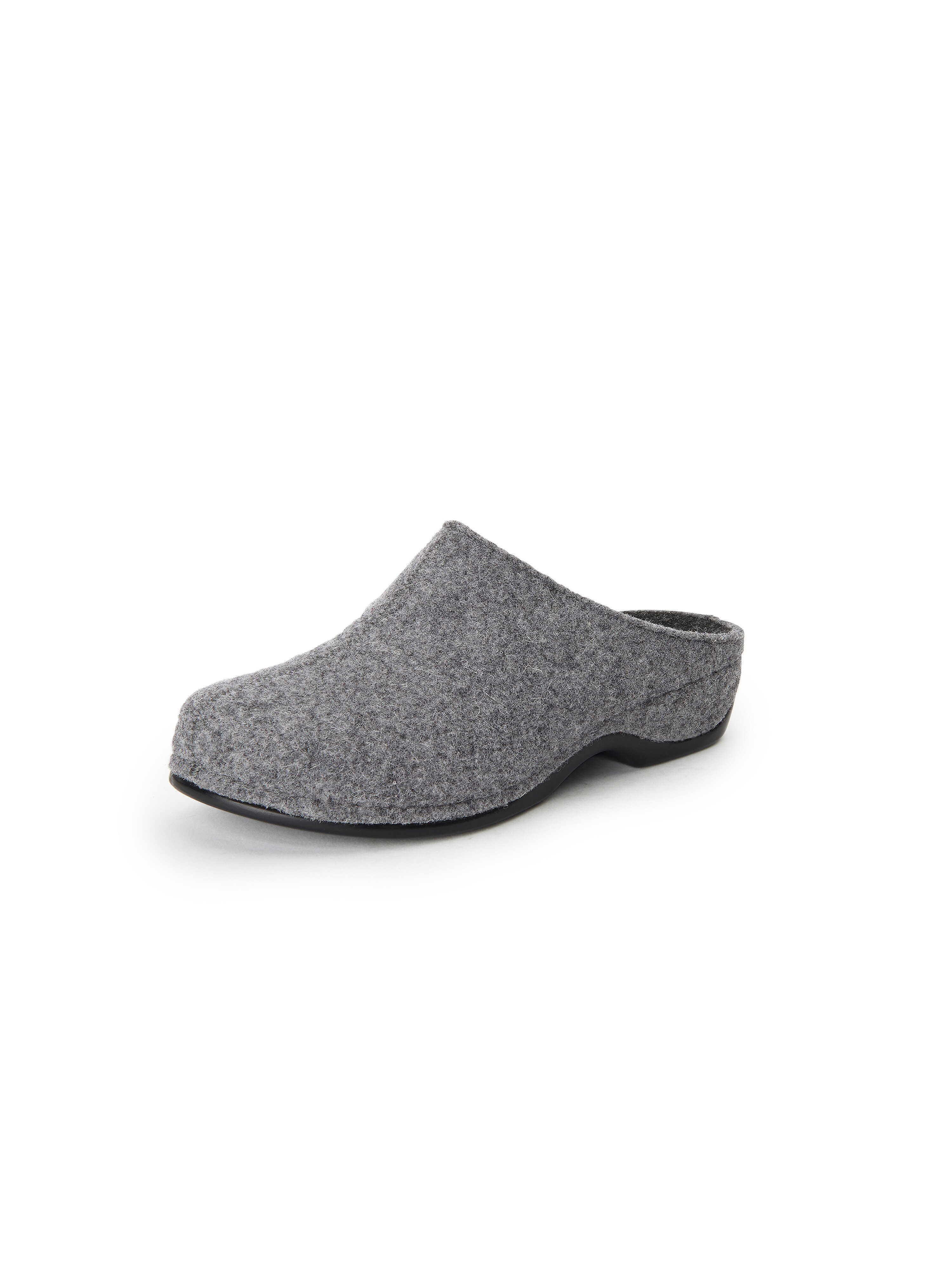 Pantoffels model Florina Van Berkemann Original grijs