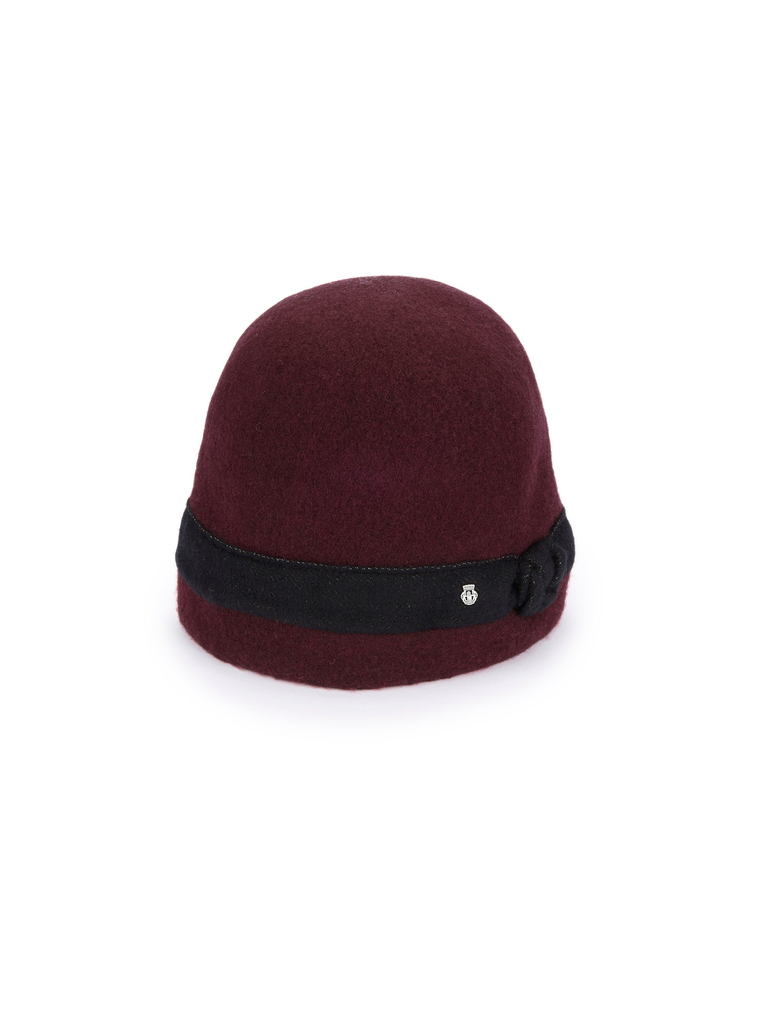 Le bonnet 100% laine  Roeckl rouge