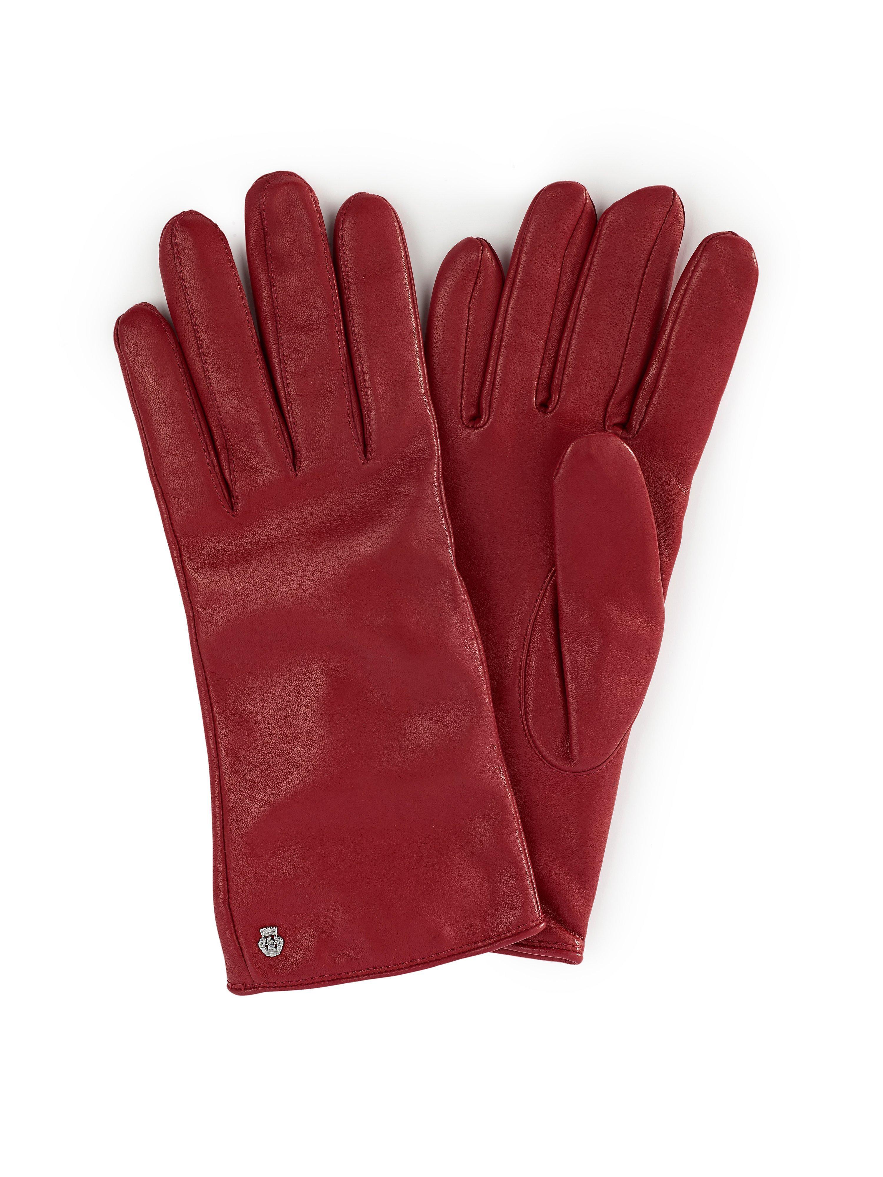 Les gants  Roeckl rouge taille 7
