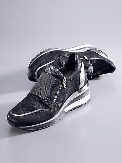 Softwaves - Les sneakers 100% cuir