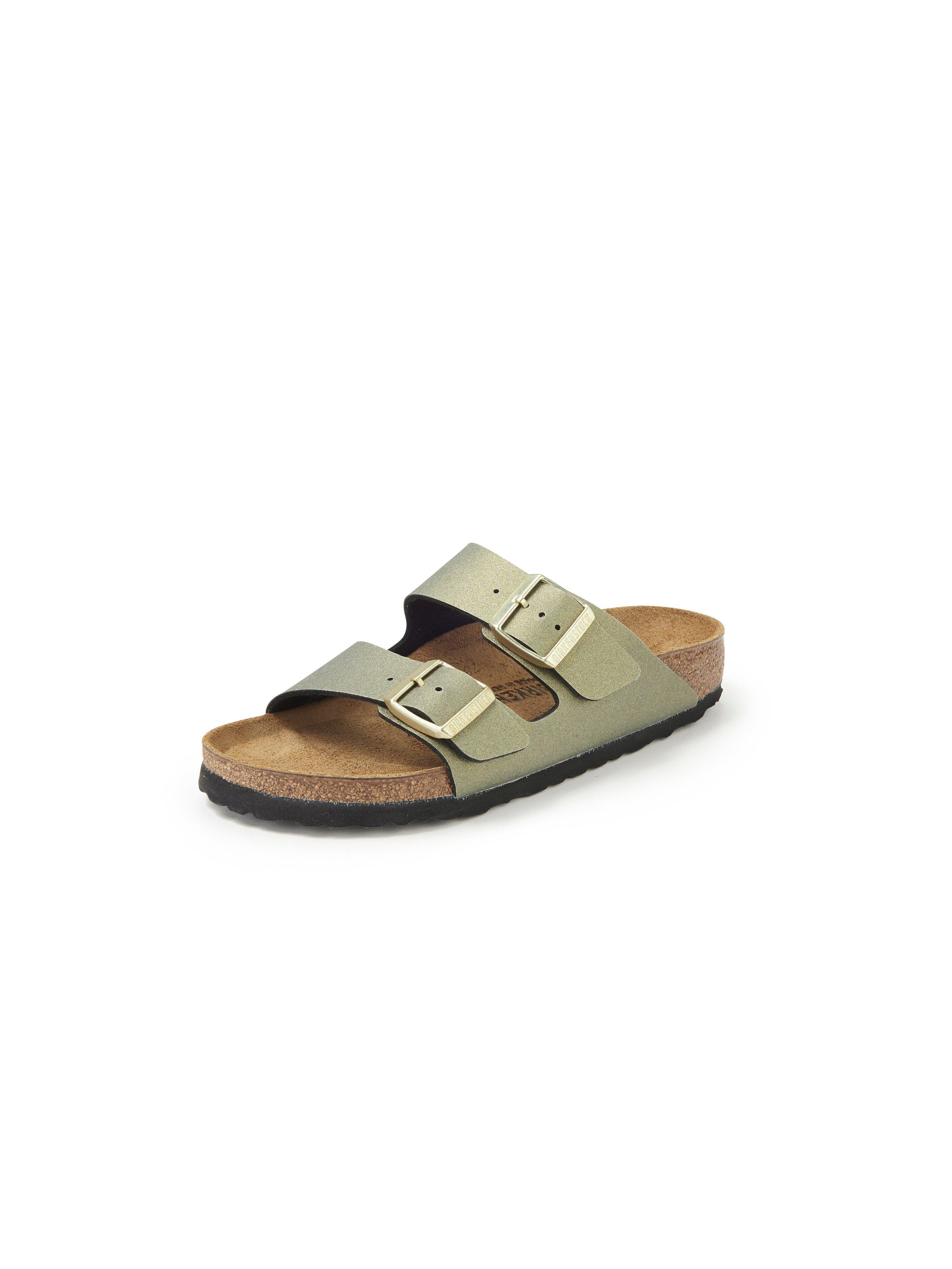 Slippers model Arizona Van Birkenstock groen